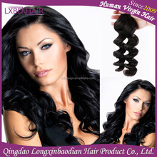 Best Selling Products Loose Wave Brazilian Human Hair Sew In Weave