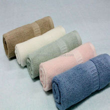 cotton Embroideried Bear Towel For Children Gift
