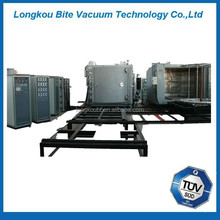 Porcelain Tiles/wall tiles pvd coating machine/ vacuum metalizing equipment/