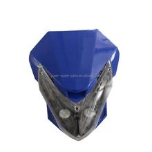 Blue Dirt Bike Cross Dual Sport Dirtbike New Motorcycle Headlight Fairing