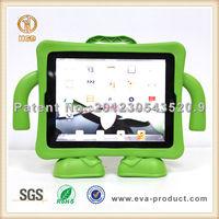 best selling shockproof eva foam case for ipad3 cute case