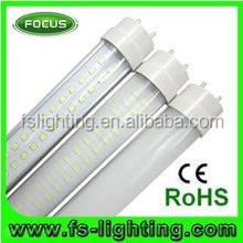 2015 new model rotatable 60cm t8 led 9w tube with saving energy