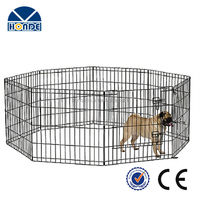 New design Pragmatic Unique Iron Fence Cheap Chain Link Wire Mesh Dog Kennel