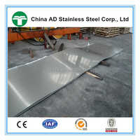 decorative 430 0.8mm thickness cold rolled stainless steel sheet