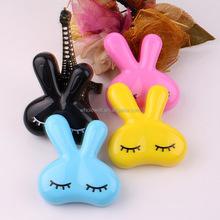 Rabbit contact lens mate case/box