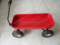 4 wheels big foot kids/children wagon/cart TC1801A
