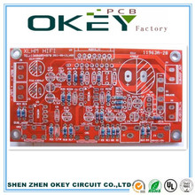 Module GPS PCB by DHL deliver on time , PCB MOunting , PCB manufacturer in china ,