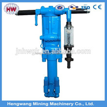 Hot sell Y8 Y18 Y19 Y26 hand hold rock drill from hengwang factory