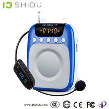 Wireless Sound System FM Radio Speaker with USB Port SD-S318