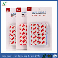 Double Sided Acrylic Adhesive 3M Stickers Labels