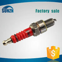 Made in china supplier best sell motorcycle parts spark plug