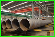 Q235 Spiral Steel Pipe Penstock