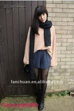 New lady fashional 100% Classical Viscose / Wool / Pashmina Scarf