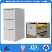 office furniture metal storage locker 3 drawer movable steel file cabinets with drawer