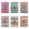 Good Quality Aztec Tribal 6Designs PU Leather Flip Stand Book Covers Case For iPad Air 2 For iPad 6 From Factory