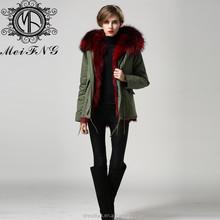 Hot! Fashion 2015 color fox fur short coat / jacket new winter fashion personality