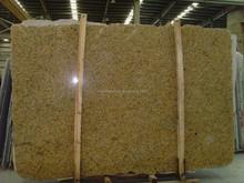 Artificial stone brazil gold granite for slab/tiles/kitchen countertop