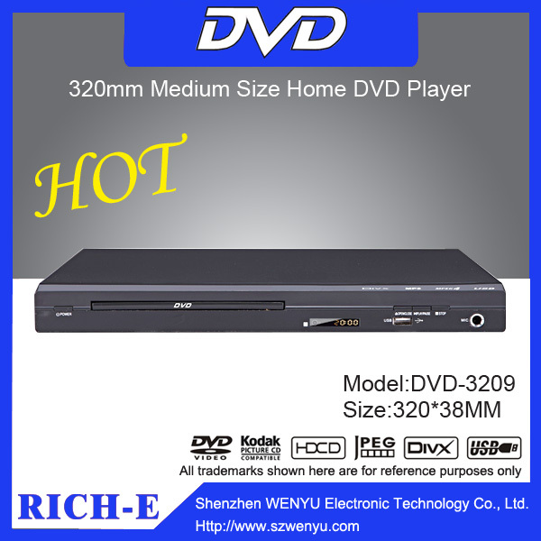product gs shenzhen factory cheap price dvd player midi karaoke for promotion