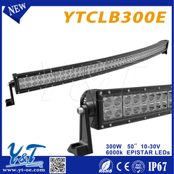 Y&T travel trailers light bar Top quality led light stacker trailer light bar