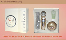 Goodwind anti-aging deep cleansing facial machine, body shape machine gift item