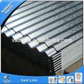 precios de láminas para techos de metal galvanizado corrugado hojas de acero