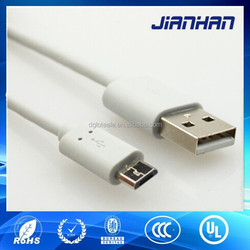 made in china alibaba express industrial products gray male usb micro cable