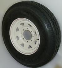 North America Market 13x4.5'' 14x6'' 15x5'' 16x6'' Truck Trailer Wheel