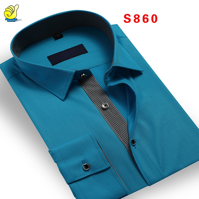 long sleeve fashion shirts for men italian style design