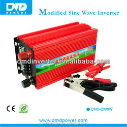 For Sale 2000 watt modified inverter 12v 24v