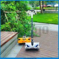 Foldable mini electric scooter 2 wheel cheap kids scooter big wheels