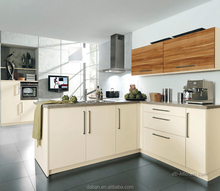 High gloss MDF luxury kitchen cabinet furniture imported from China