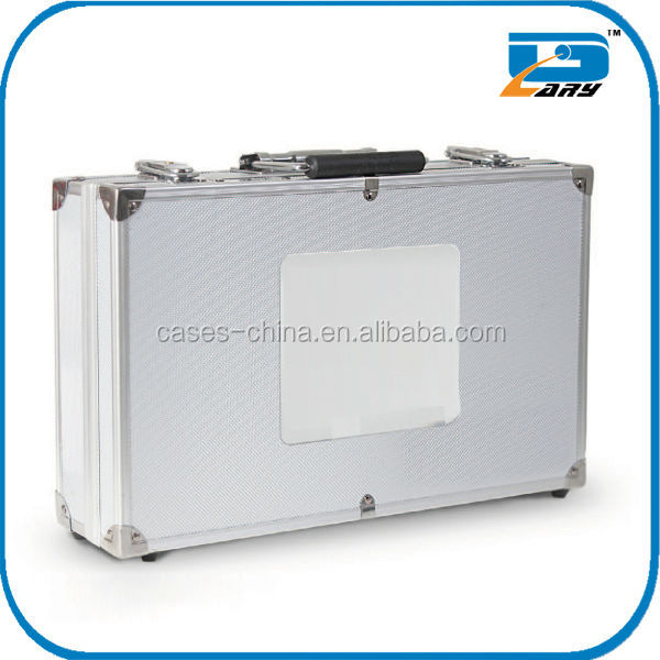 Portable Exhibition Display Cases : Aluminum portable display case view