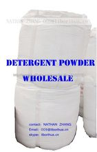 al por mayor detergente en polvo