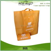 New design shopping bags nonwoven, foldable shopper bag, foldable tote bag