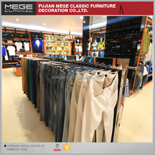 Retail Store Clothes Modern Furniture For Clothing Display