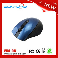 Mini 2.4g wireless mouse 6D wireless optical mouse with Nano receiver