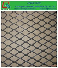 Expanded Wire Mesh / Decorative Aluminum Expanded Metal Mesh Panels (ISO 9001 Certificate)