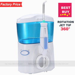FDA approved FL-V8 portable oral irrigator,dental water flosser,teeth flossing
