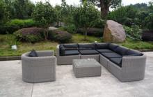 2015 new design outdoor wicker garden furniture wholesalers DH-N9004