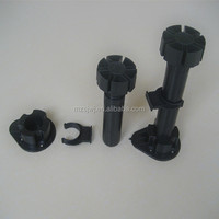 150~180mm plastic kitchen cabinet adjustable legs(MZ-130)