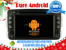 Android 4.2 head unit FOR MERCEDES-BENZ C-CLASS W203 (2000-2004) RDS,Telephone book,AUX IN,GPS,WIFI,3G,Built-in wifi dongle