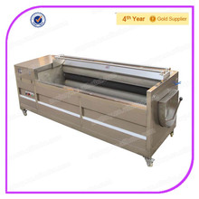 High-Efficient Multifunctional Carrot Peeler/ Carrot Peeling Machine/ Carrot Washing Machine