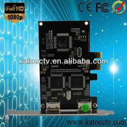 16 CH rca video capture card surveillance card,av dv usb capture card 16ch video capture grabber