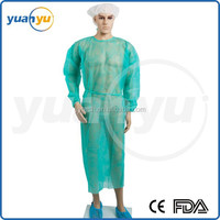 Medical Product Non-woven Disposable Surgic Gown(useful) sterile disposable surgical gown dental disposable gown
