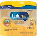 Premium enfamil fórmula infantil- pó- 22.2 oz banheira