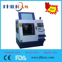 Jinan PHILICAM FLDS4040 stone cutting machine with reasonable price and top quality