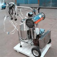 Electric Single Cow Portable Milking Machine