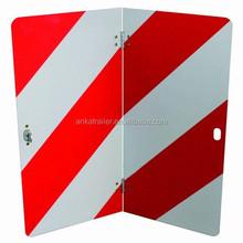 European Australia germany folding board plastic stop sign, international traffic sign