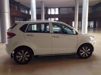 High speed smart electric car electric SUV with AC