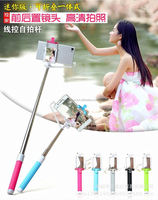 wireless bluetooth with remote colorful selfie stick for motorola moto g